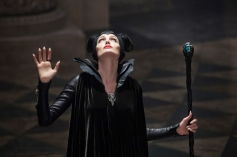 Angelina Jolie still from Maleficent