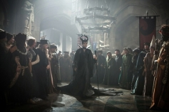 Angelina Jolie still from Maleficent