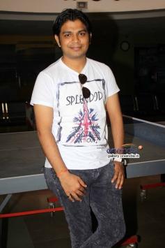 Ankit Tiwari at Kaanchi film media interaction