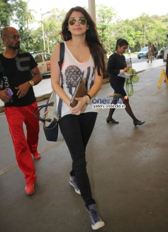 Anushka Sharma headed to Jodhpur for the next schedule of her film NH10