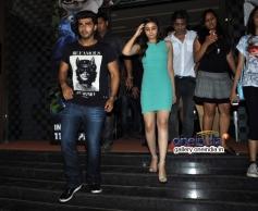 Arjun Kapoor and Alia Bhatt promote 2 States