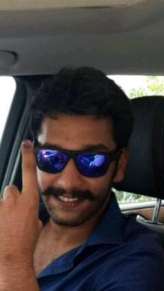 Arulnidhi casted his vote