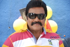 B. C. Patil at Kannada Movie Ondu Chance Kodi