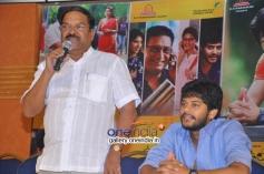 B. Gopal and Tejas at Ulavacharu Biryani Movie Press Meet