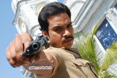 Bharat Sarja in Kannada Movie Pulakeshi