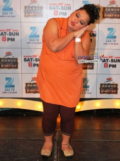 Bharti Singh at Gangs of Hasseepur Zee TV Comedy Show Launch