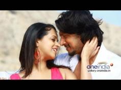 Bhavana and Sudeep in Telugu Movie Bachchan