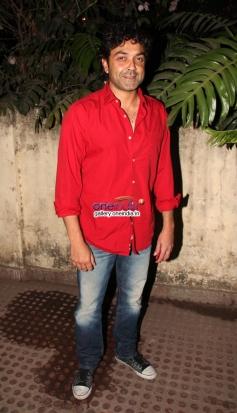 Bobby Deol arrives at premiere of new tv show Ek Hasina Thi