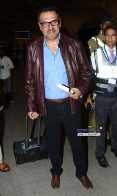 Boman Irani leaves for IIFA 2014