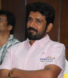 Ravi Verma at Brahma Movie 50 Days Success Meet