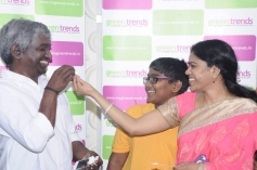 Celebs at Green Trends Hair and Style Salon launch