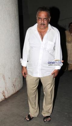 Celebs at Bhoothnath Returns film screening