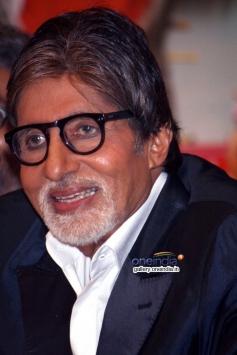 Amitabh Bachchan promote Bhoothnath Returns in New Delhi