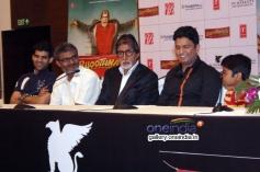 Media interaction at Bhoothnath Returns promotion in New Delhi