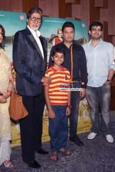 Bhoothnath Returns film promotion in New Delhi