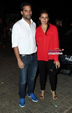 Celebs at Bombay Velvet wrap up party