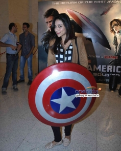 Celebs at Captain America The Winter Soldier special screening
