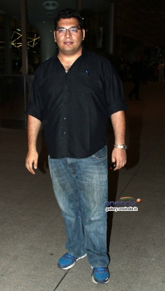 Celebs leaves for IIFA 2014