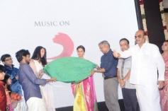 Celebs at Saivam audio launch