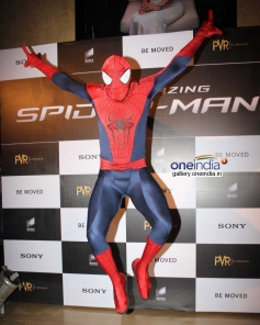 Celebs at The Amazing Spider-Man 2 film screening