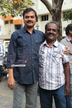 Celebs at Thenaliraman film audio launch