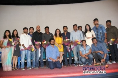Celebs at Yaamirukka Bayamey film press meet