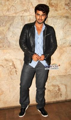 Arjun Kapoor at Youngistaan film screening