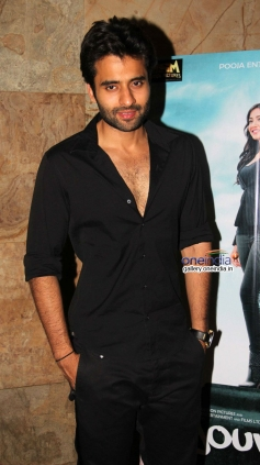 Jackky Bhagnani at Youngistaan film screening