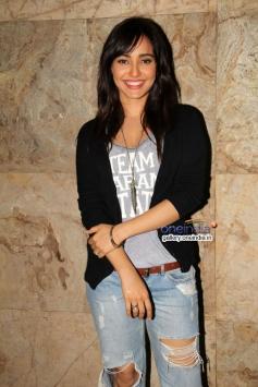 Neha Sharma close up at Youngistaan film screening