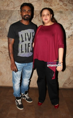 Remo D'souza at Youngistaan film screening