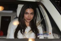 Deepika Padukone leaves for IIFA 2014