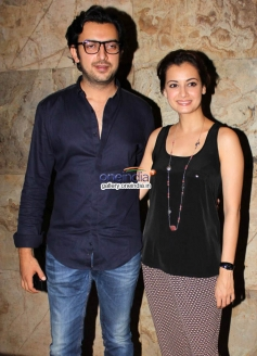 Dia MIrza at Youngistaan Special Screening