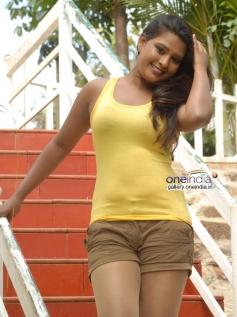 Disha Poovaiah in Kannada Movie Malli