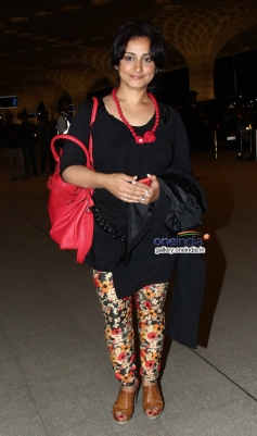 Divya Dutta leaves for IIFA 2014