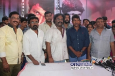 Dodmane Huduga Audio Recording Press Meet