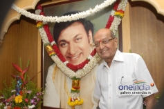 Dr Rajkumar Birthday Celebration at Film Chamber