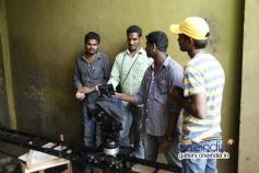 Dummy Tappasu film working still