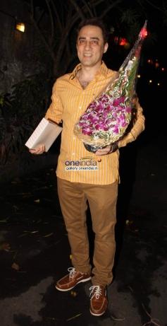 Faisal Khan at Baby Shower Ceremony of Avantika Malik
