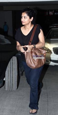 Gauri Shinde at Bhoothnath Returns film screening