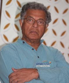 Girish Karnad at Rudra Tandava Movie Press Meet
