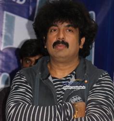 Gurukiran at Brahma Movie 50 Days Success Meet