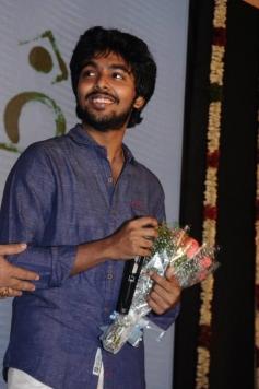 GV Prakash at Saivam audio launch
