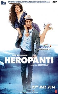 Heropanti 2014 poster