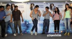 Heropanti film promotion on World Dance Day