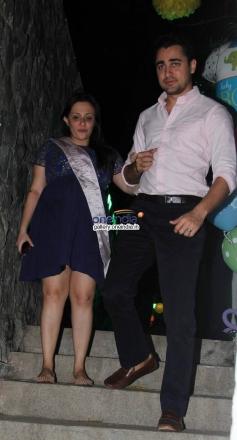 Imran Khan at Baby Shower Ceremony of Avantika Malik