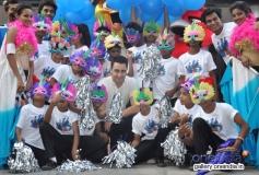 Imran Khan promote Rio 2 at Phoenix Malls Mumbai