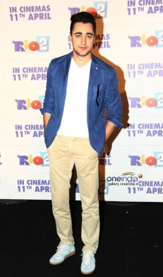 Imran Khan at Rio 2 film trailer launch