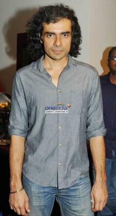 Imtiaz Ali at 2 States Special Screening at Yash Raj Studios