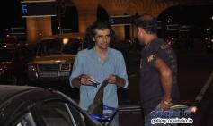 Imtiaz Ali leaves for IIFA awards 2014