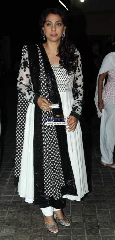 Juhi Chawla at Main Tera Hero Special Screening